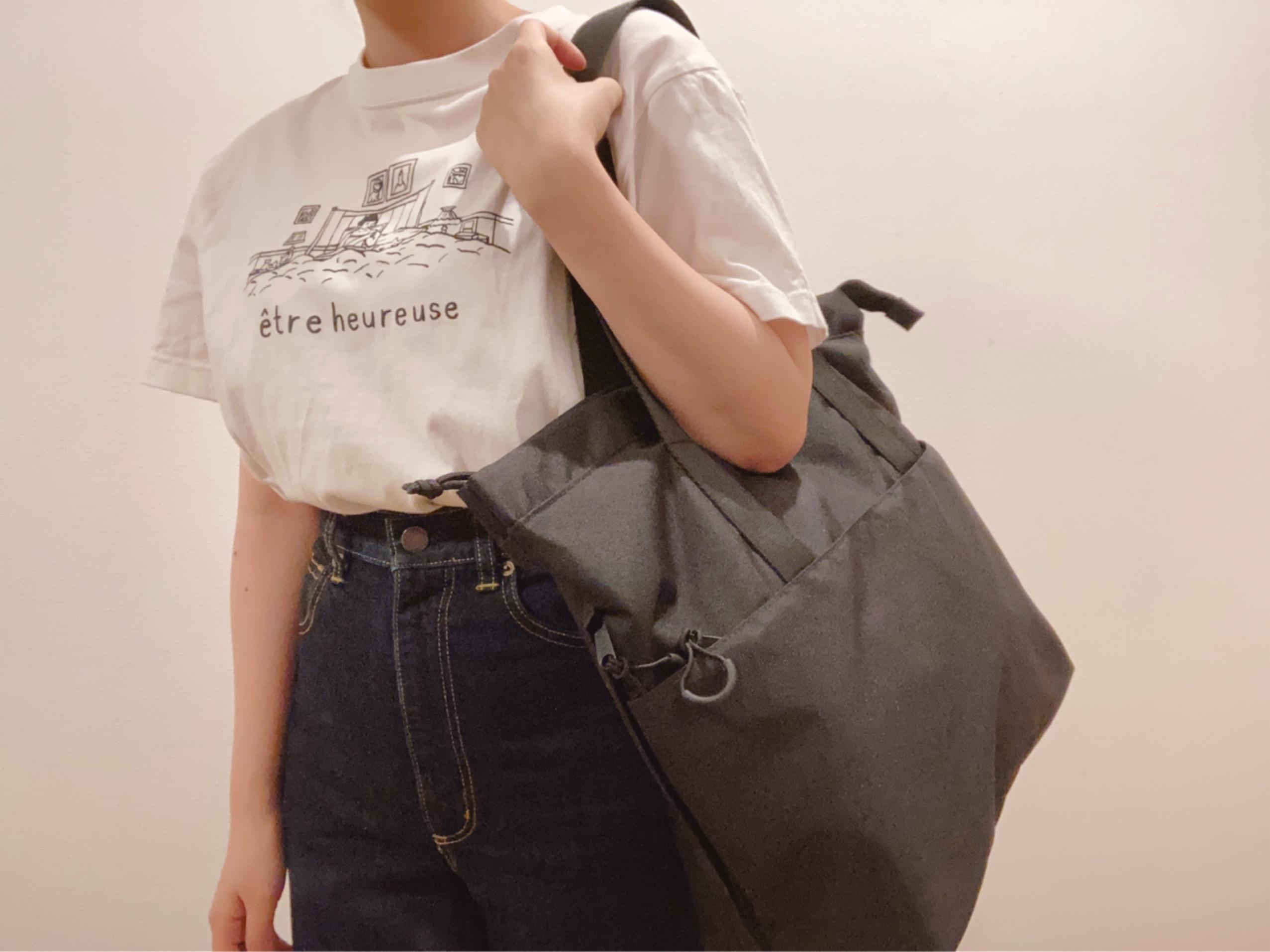 GUのジムバッグがコスパも使い勝手もよくて超おすすめ | QOL探求者